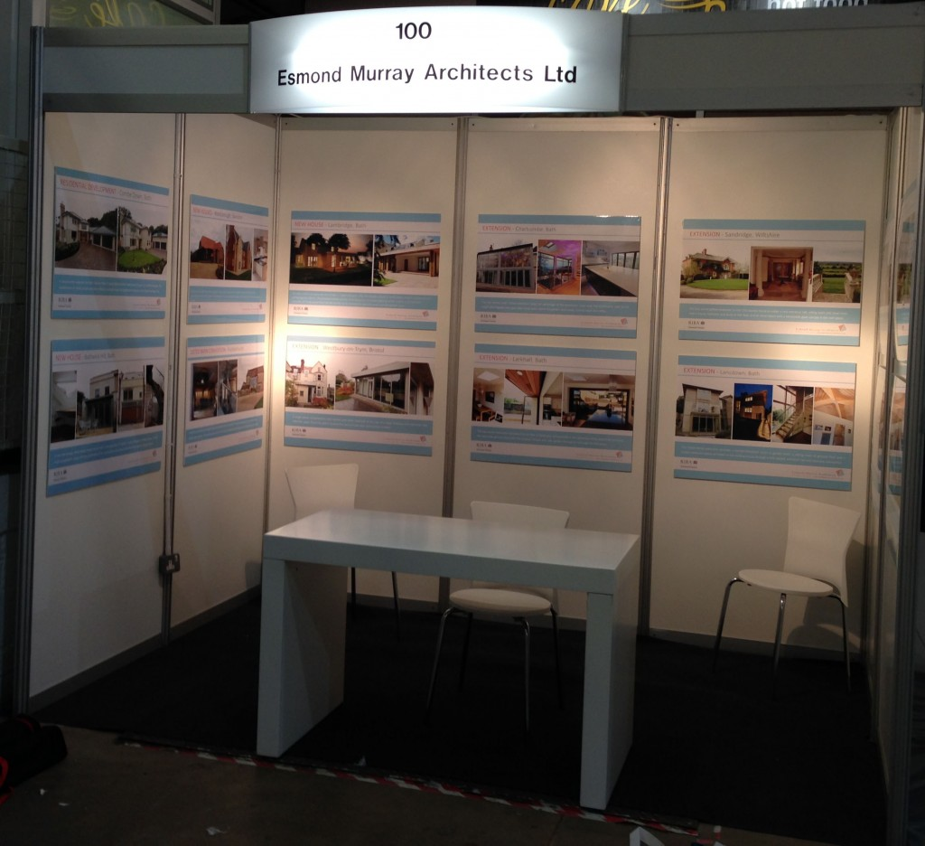 Homebuilding and renovation show architects 2015