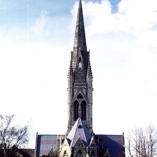 St Johns Church Somerset Architectural Renovation