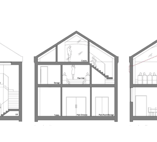 Community Church Architecture Hounslow