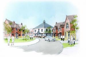 Wootton Bassett Wiltshire Planning permission Esmond Murray Architects